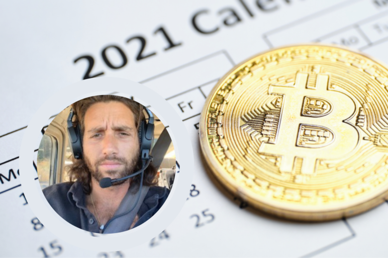 Nimrod Santo Weighs In With Cryptocurrency Predictions For 2021